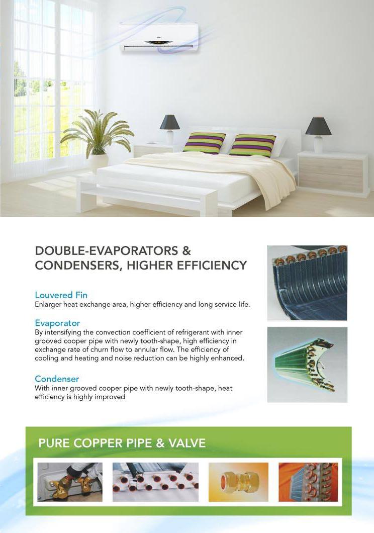 double-evaporators